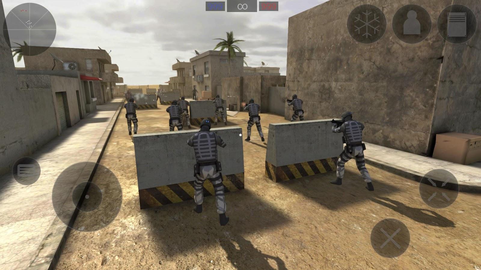 download Zombie Combat Simulator MOD APK Terbaru