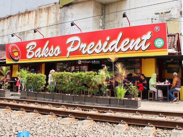 Bakso President, Apa Istimewanya?
