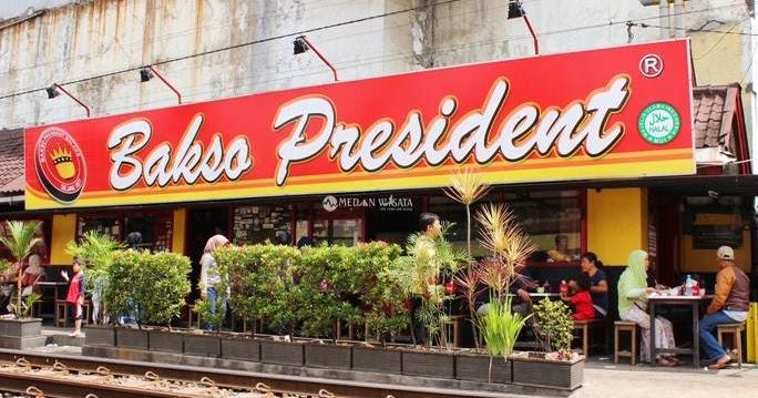 Bakso President Apa Istimewanya Medan Wisata Travel Blogger Indonesia From Medan