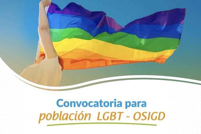 Abren convocatoria para impulsar la economía de la población LGBT en el Meta