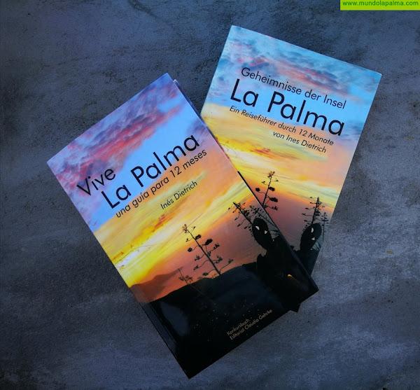 Vive La Palma – una guía para 12 meses, por primera vez en español tras el éxito de su edición alemana