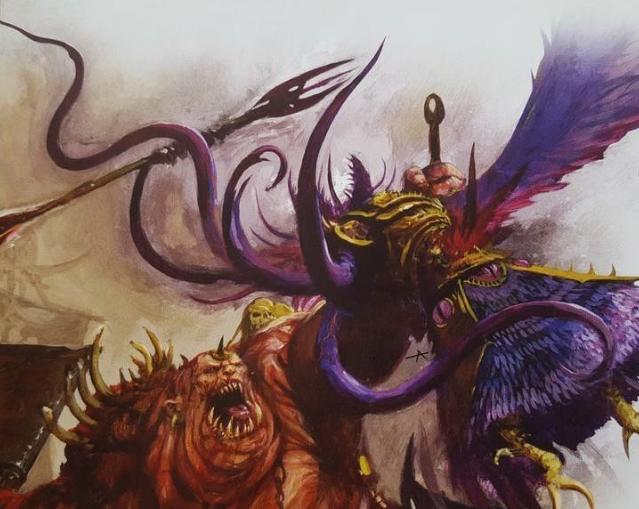 Preview Images: Grand Alliance Destruction