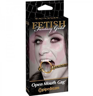 Fetish Fantasy Gold - Open Mouth Gag
