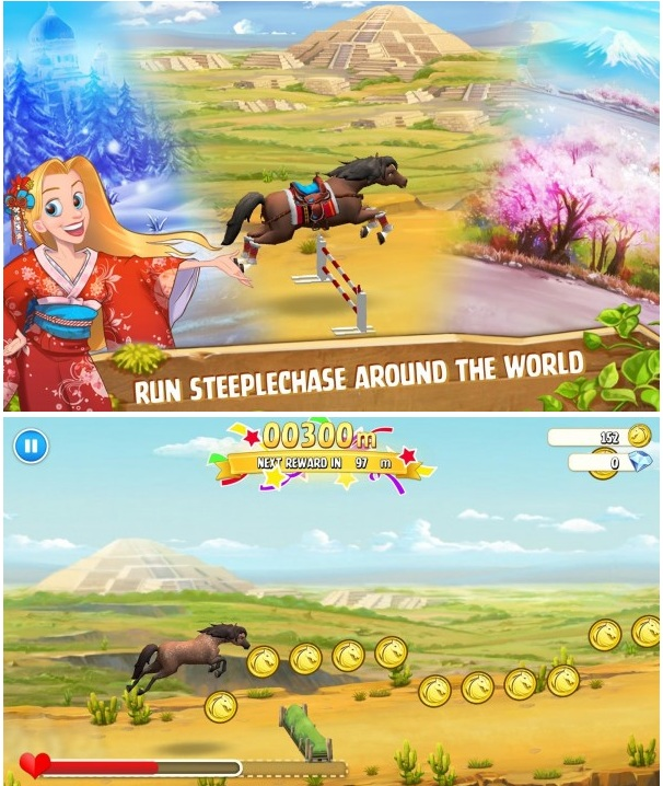 Horse Haven World Adventures Mod Apk v4.2.0 (Unlimited Money)