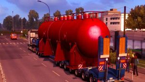Special Transport 100 Ton