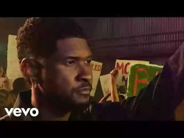 USHER - I CRY LYRICS