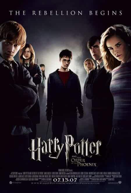 Harry Potter and the Order of the Phoenix 2007 x264 720p Esub BluRay Dual Audio English Hindi GOPI SAHI