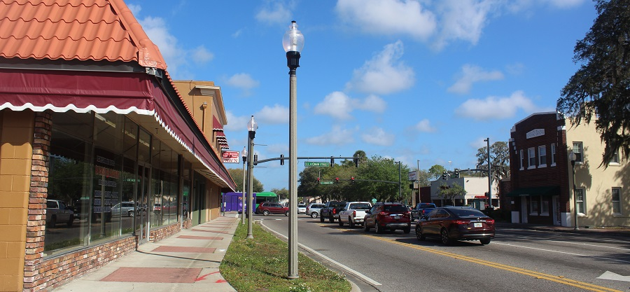 Downtown en Apopka