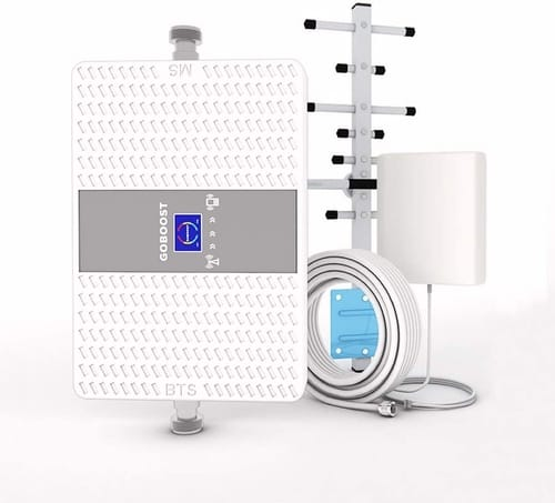 Goboost 2G 3G 4G LTE Cell Phone Signal Booster