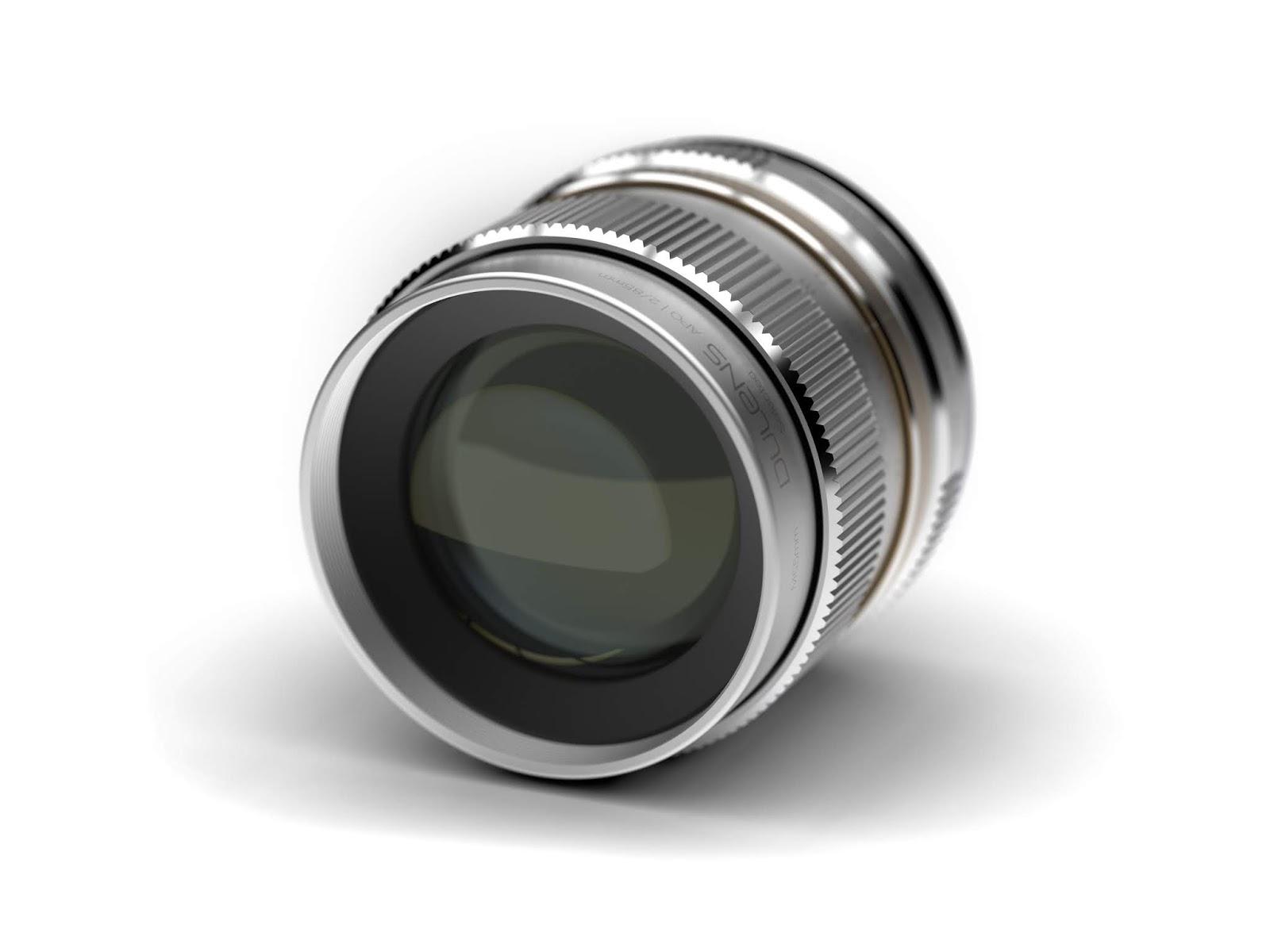 Объектив Dulens 85mm f/2 APO