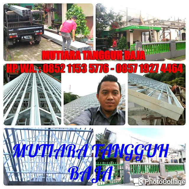 Distributor Toko Baja Ringan Jakarta Pusat dan Sekitarnya