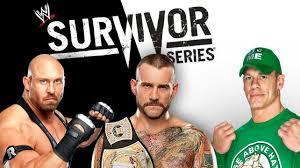 Ver Repeticion Wwe Survivor Series 2012 Online Gratis En Español - English