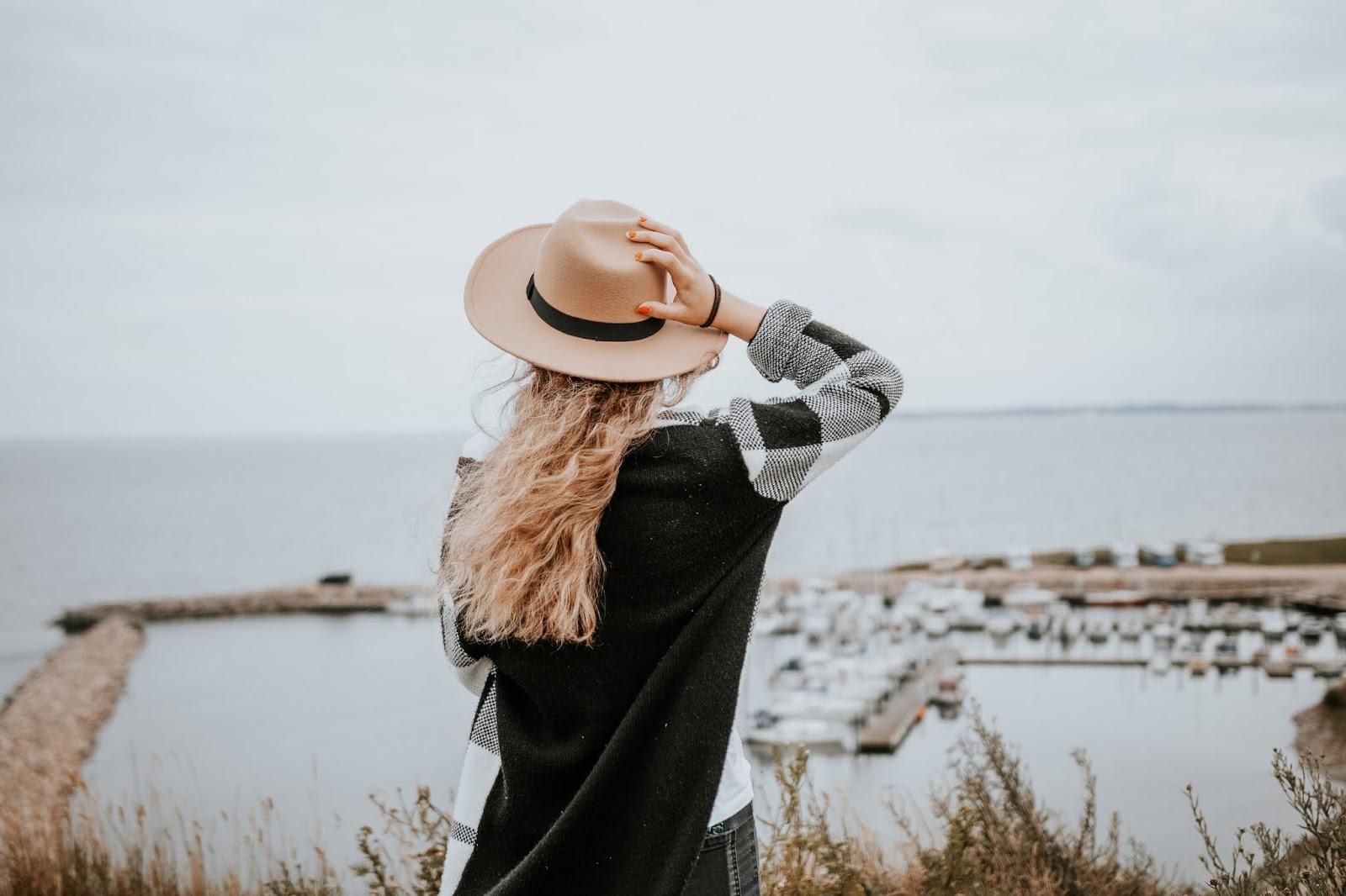 Widok na port Ejerslev, wyspa Mors