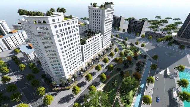 Không gian sống hoàn hảo tại Eco City Long Biên.
