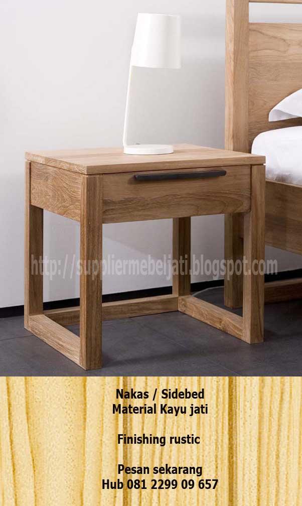 Jual Mebel Perabot Indoor Jati Furniture Jepara