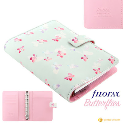 Spring 2016 Filofax designs that will enhance your calm
