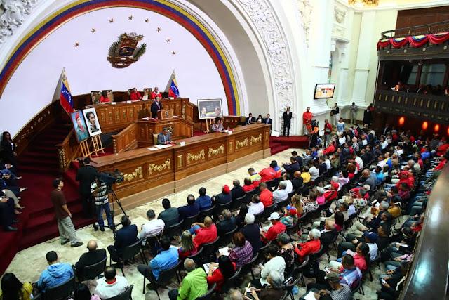ANC designa comisión especial para estudiar adelanto de elecciones parlamentarias