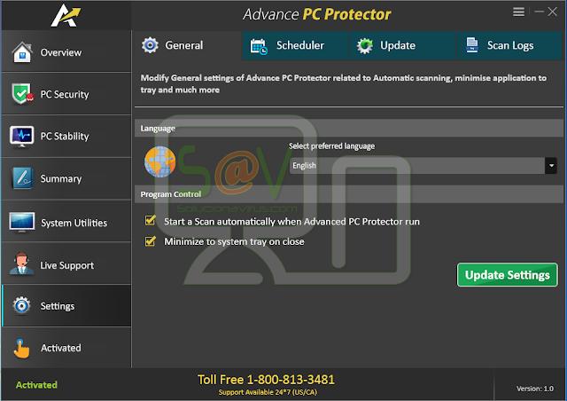 Advance PC Protector (Falso optimizador)