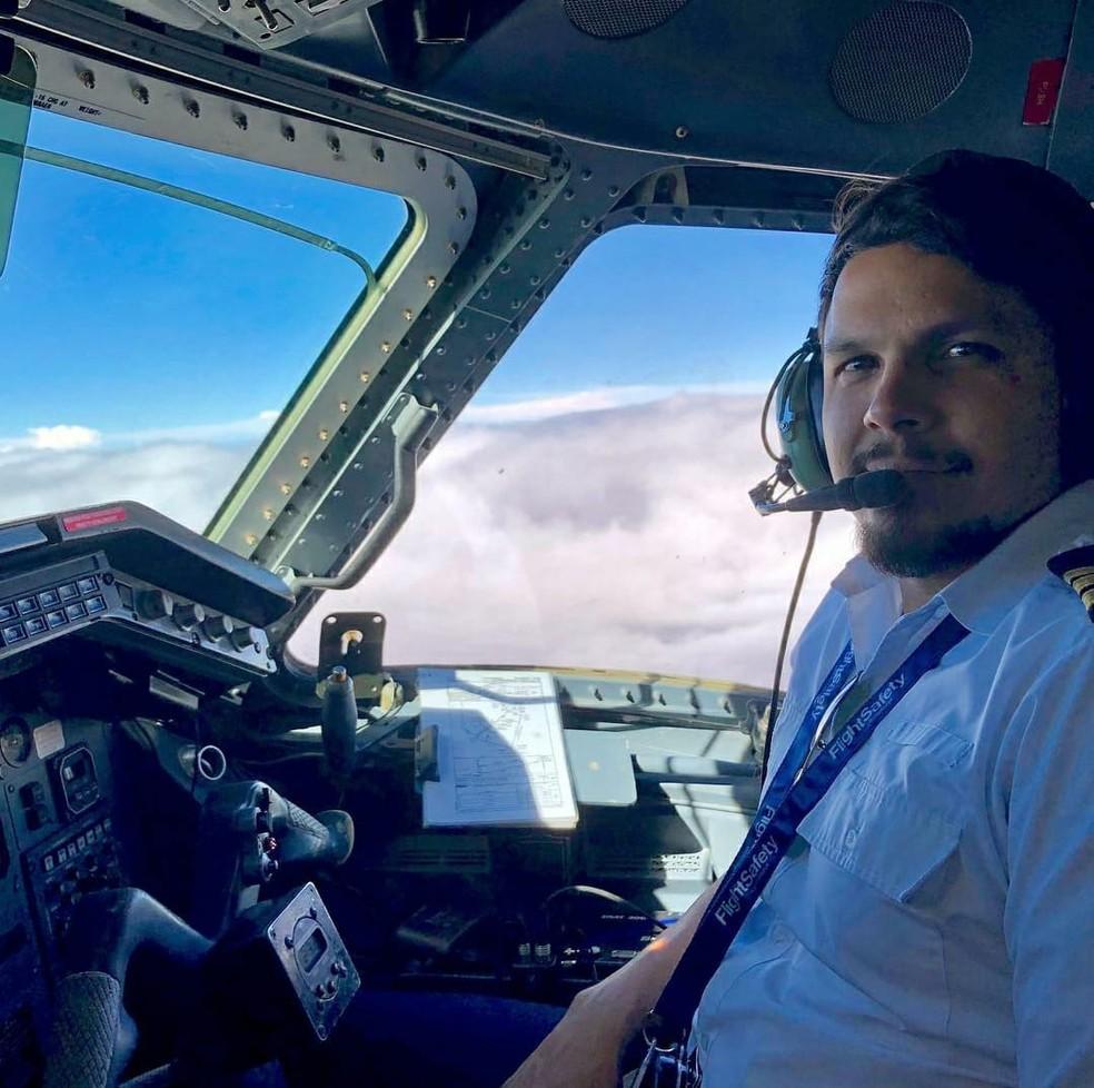 Piloto santareno desaparecido é encontrado em Laranjal do Jari, afirma irmão