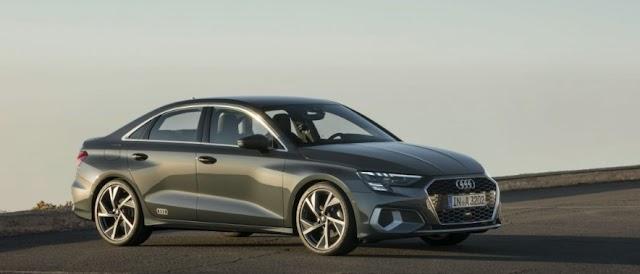 Audi revelled audi A4 sedan in Germany.
