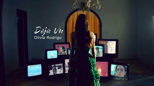 Olivia Rodrigo - Car rides to Malibu Deja Vu Song Lyrics