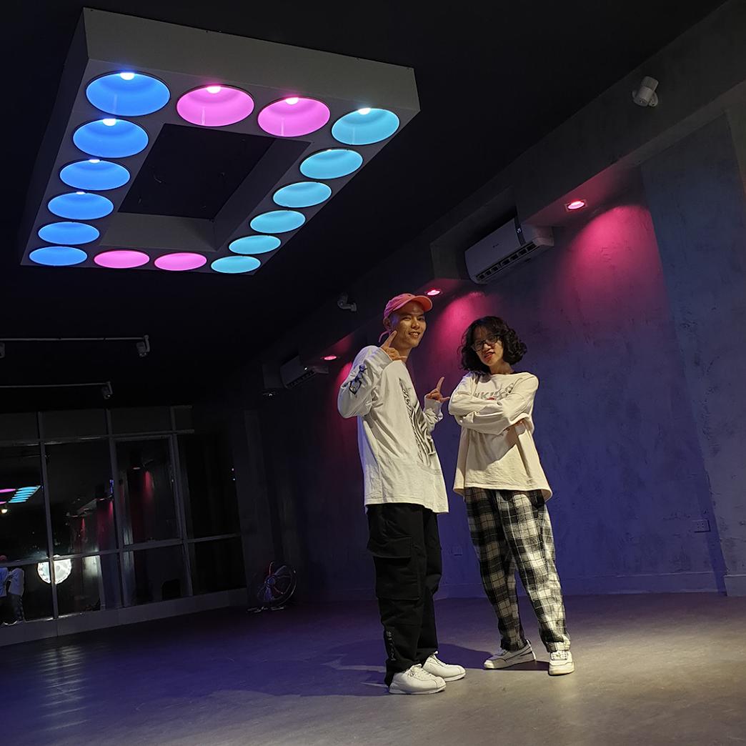 [A120] Trung tâm học nhảy HipHop tại Hà Nội nổi tiếng nhất