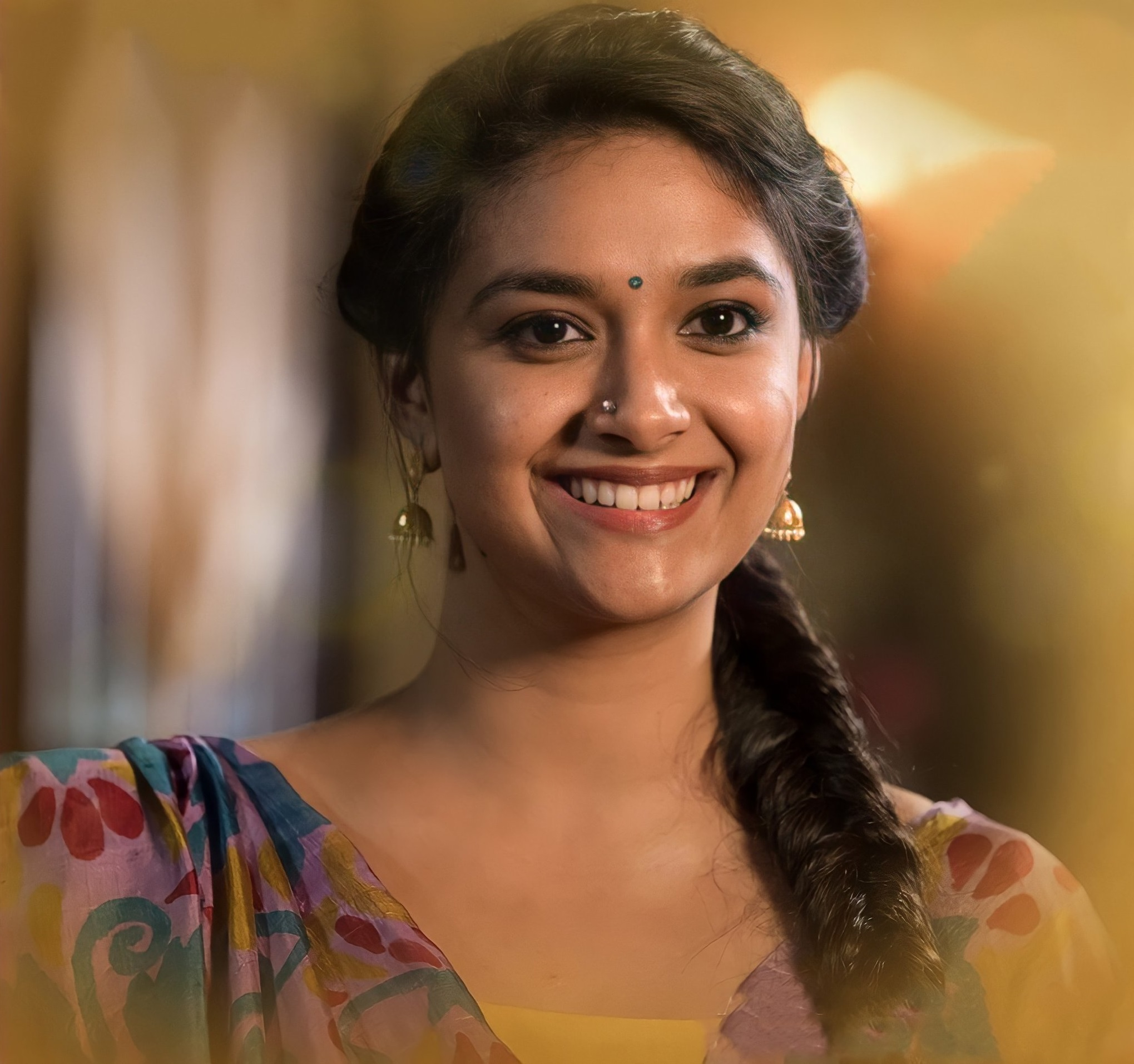 Keerthy Suresh Awesome Pretty Looks New HD Stills from Miss India 4