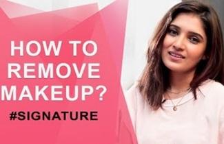 How to Remove Makeup | Vani Bhojan's Beauty Secret