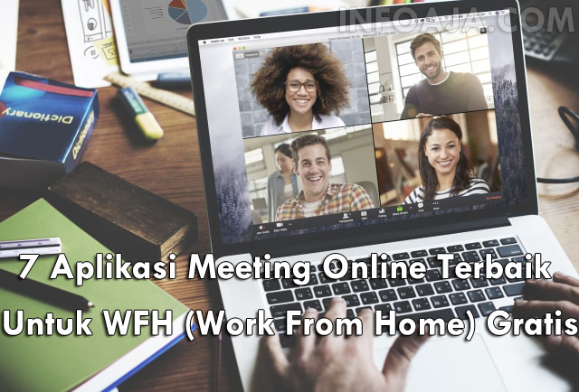 Aplikasi Meeting Online
