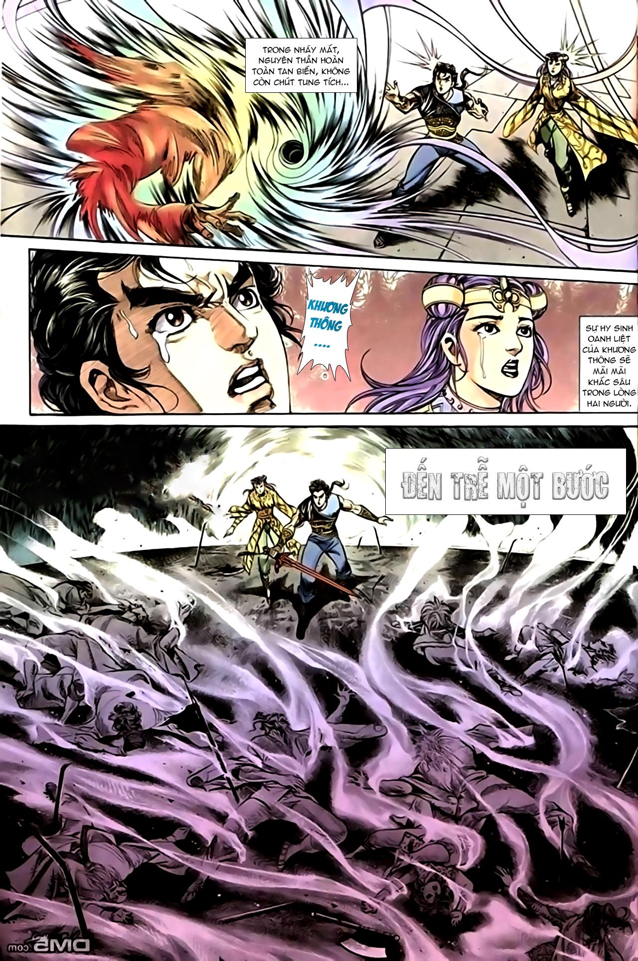 Cơ Phát Khai Chu Bản chapter 155 trang 5