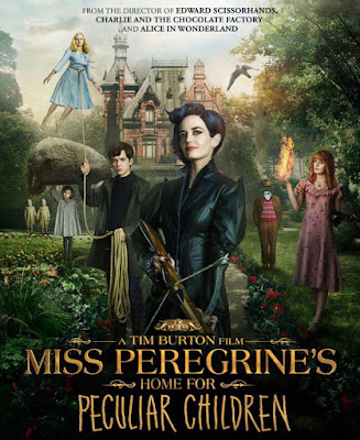 Image result for miss peregrine home for peculiar children