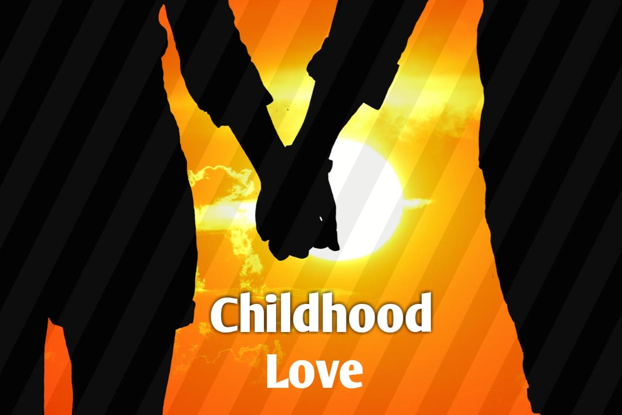 Silent Love story, childhood love