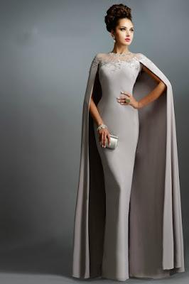 vestidos formales con saco