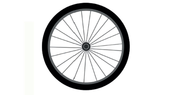 Lingkaran juga merupakan suatu bentuk bangun datar Hal-hal yang Berkaitan dengan Lingkaran