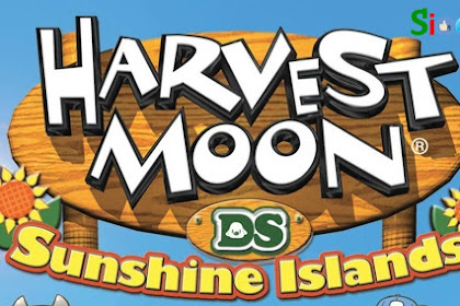 How to Download and Play Game PC Harvestmoon Sushine Island