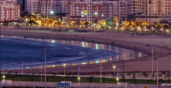 السياحة في مدينة طنجة المغربية