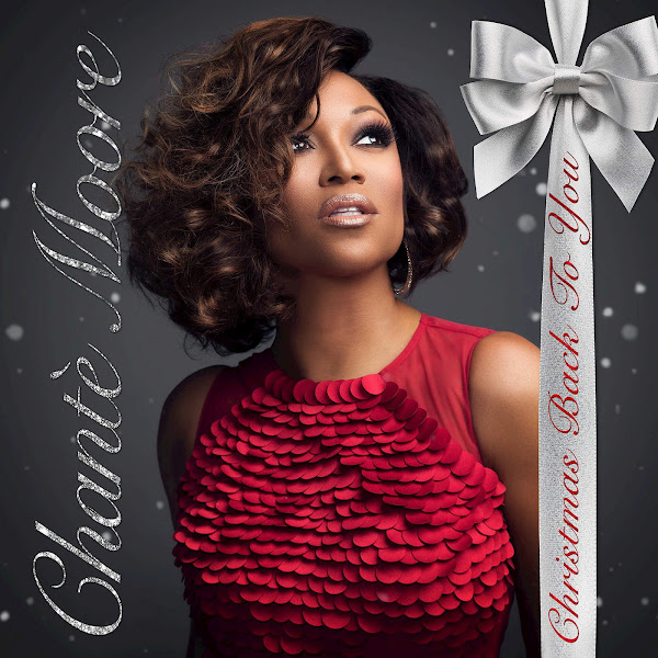Chanté Moore - Christmas Back to You Cover