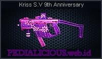 Kriss S.V 9th Anniversary