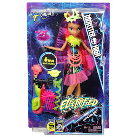Monster High Clawdeen Wolf Electrified Doll
