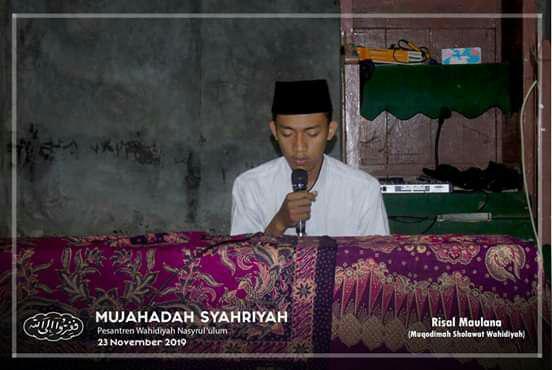 Muqoddimah Sholawat Wahidiyah Saudara Risal Maulana