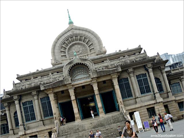 Templo Budista Tsukiji Hongwanji