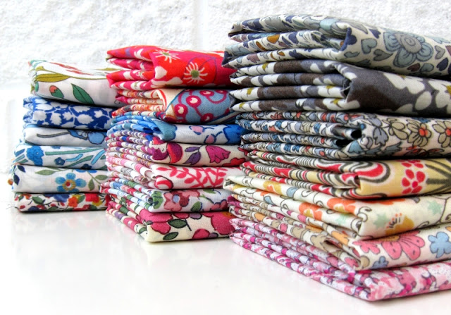 Liberty Tana Lawn giveaway from Very Berry Fabrics