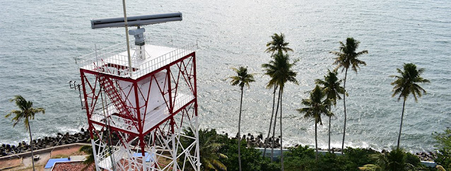 Coastal Radar Stations (Phase 1) Projects of the Philippine Coast Guard