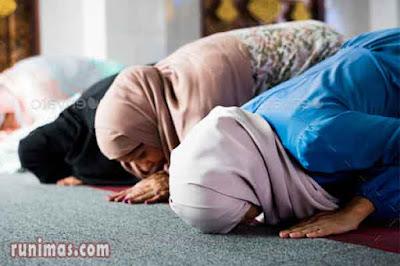 niat doa tata cara sholat tarawih
