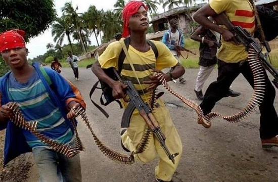 BREAKING NEWS: Tension Looms As How Bakassi Militants Kill 2 Soldiers In Cross River