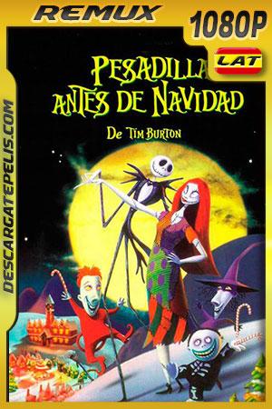 Pesadilla antes de Navidad (1993) 1080p BDRemux Latino – Ingles