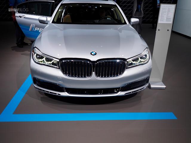 2016 BMW 740Le xDrive