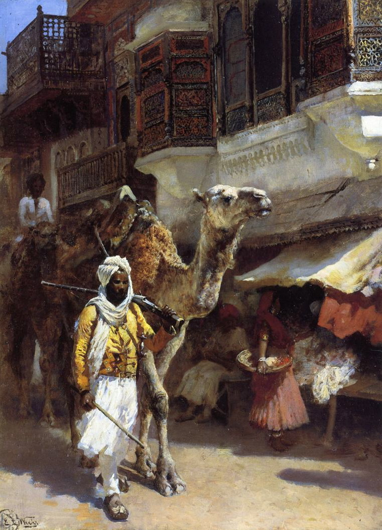 19th Century American Paintings Edwin Lord Weeks Ctd
