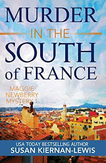 Murder in the South of France - free mystery book promotion by Susan Kiernan-Lewis