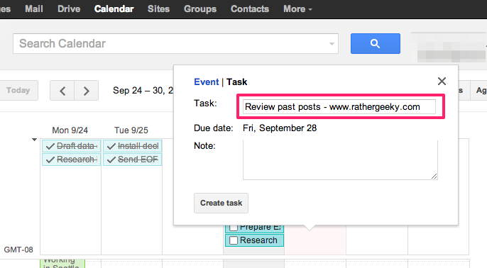 Google Tasks Tip: Add a Hyperlink to Task Name to Jump To It